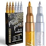 Gold Ink Pens
