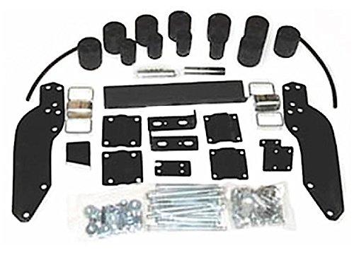 02 nissan frontier lift kit - 4