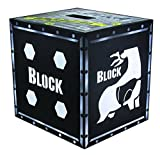 Block Vault XXL - 4 Sided Archery Target with Polyfusion...