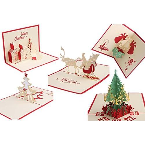 Christmas Bday Cards.Christmas Birthday Card Amazon Co Uk