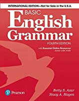 Basic English Grammar 4e Student Book with Essential Online Resources, International Edition (4th Edition)