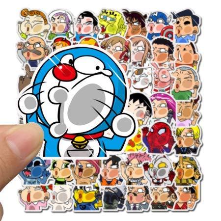 YLGG Personaje de Dibujos Animados Anime Cartoon Laptop Skateboard ...
