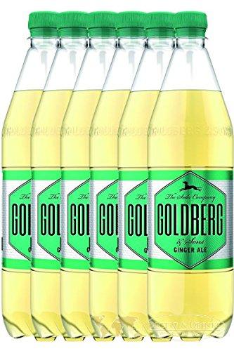 Goldberg Ginger Ale 6 x 1,0 Liter
