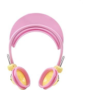 Kinder Cache-oreilles Bleu aa-isuper Shampoo Baden Protection pour oreilles et yeux r/églable Douche Chapeau pour b/éb/é /à partir de 3/mois