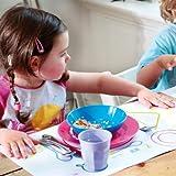 30 Sets de table papier pour enfant - Bonne tenue
