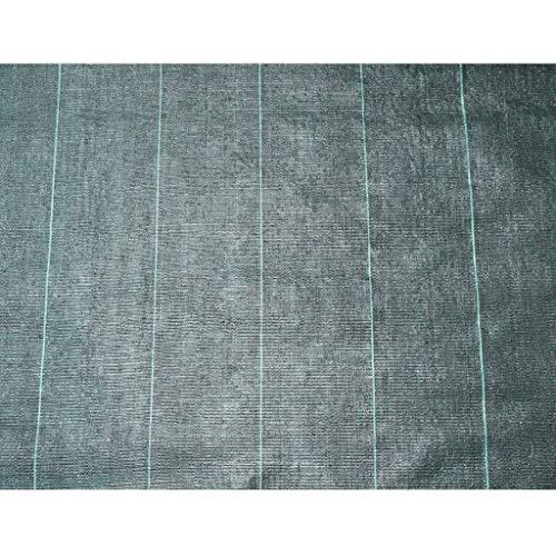 Nature Toile de paillage Noir 4,2x5m 6030303 Bâche de paillage résistante aux UV