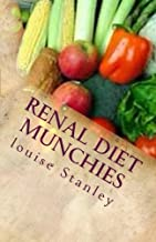 Renal Diet MUNCHIES: Kidney-Friendly Smoothies, Snacks & Sandwiches