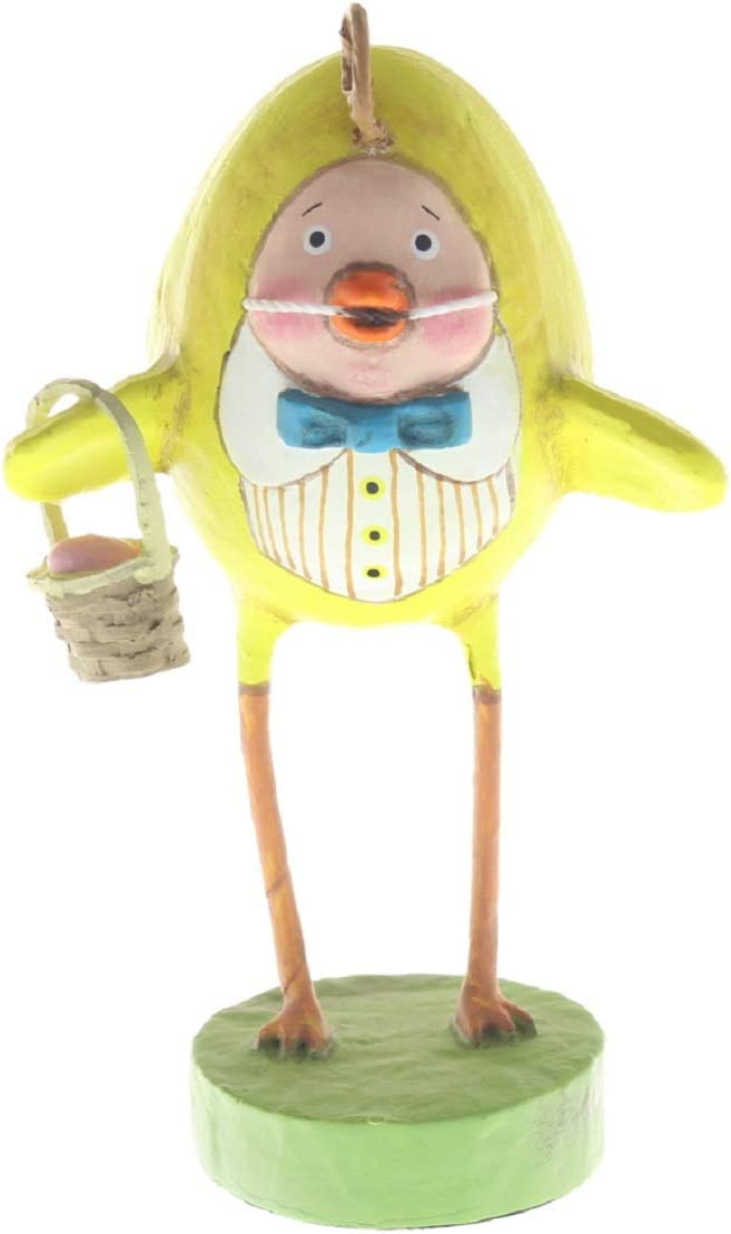 Lori Mitchell 12283 国内正規品 Chipper Chick Figurine 《週末限定タイムセール》 5