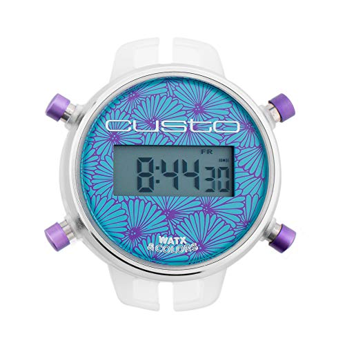 Reloj Watx Custo Rwa1028 Unisex Azul