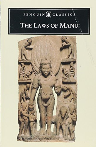 The Laws of Manu (Penguin Classics)