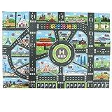 Immagine 2 perfeclan tappeto da gioco stradale