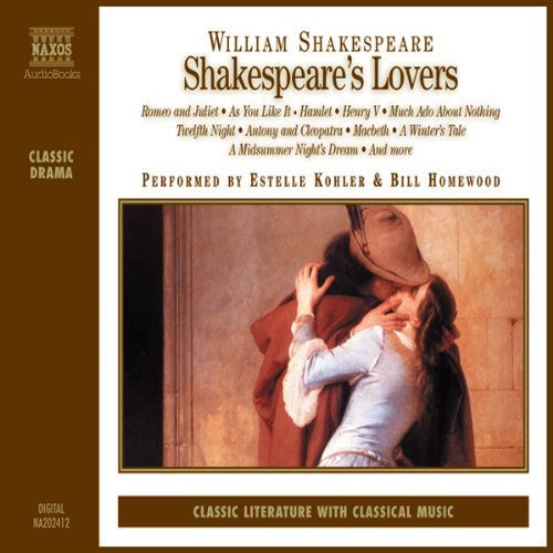 Shakespeare's Lovers (Unabridged Selections) cover art