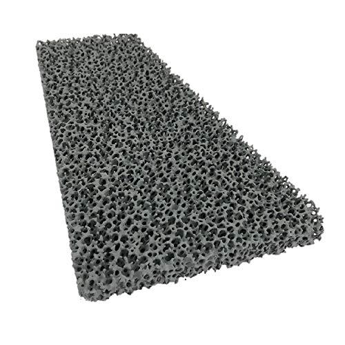 Flamado Kaminofen Feinstaub Rußfilter 213 x 140 x 25 mm Kamin Brennraum Ersatzteil