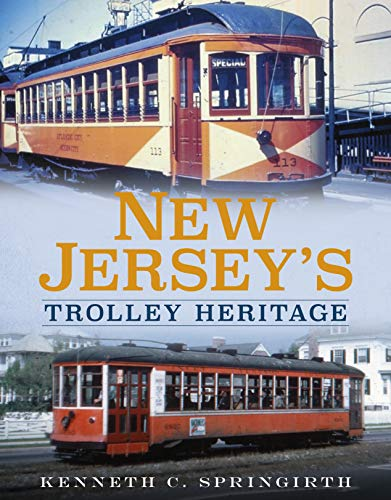 New Jersey's Trolley Heritage (America Through Time)