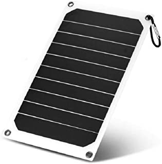 WANGYONGQI Charging 10W 5V USB Panneau Solaire Camping Solar Batterie Solaire Outdoor Solar Telephone Portable Chargement ...