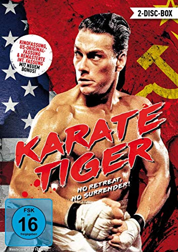 Karate Tiger [2 DVDs]