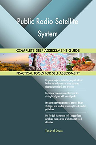 Public Radio Satellite System All-Inclusive Self-Assessment - More than 670 Success Criteria, Instant Visual Insights, Comprehensive Spreadsheet Dashboard, Auto-Prioritized for Quick Results