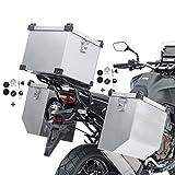 Alu Koffer 36-36L Topcase 38L für Ducati Multistrada 950 / S