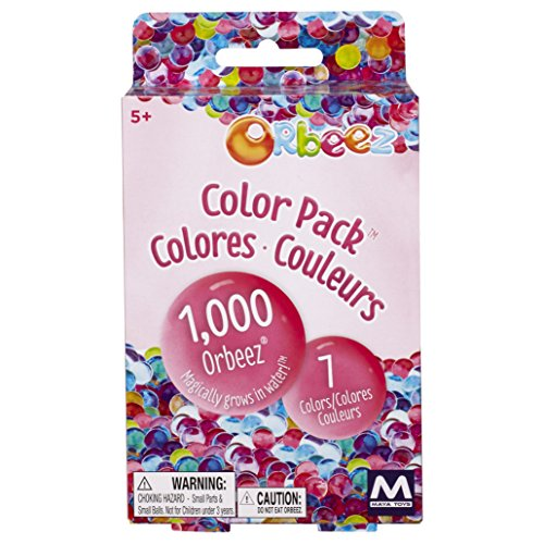 Orbeez Color Pack 1,000 10 Colors