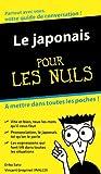 Le japonais pour les Nuls - Format Kindle - 5,99 €
