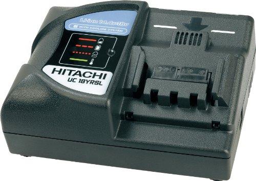 Hitachi UC 18 YSRL - Caricabatteria 14,4-18 V
