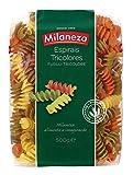 Milaneza Espirales Tricolores 2500 g - Lot de 5