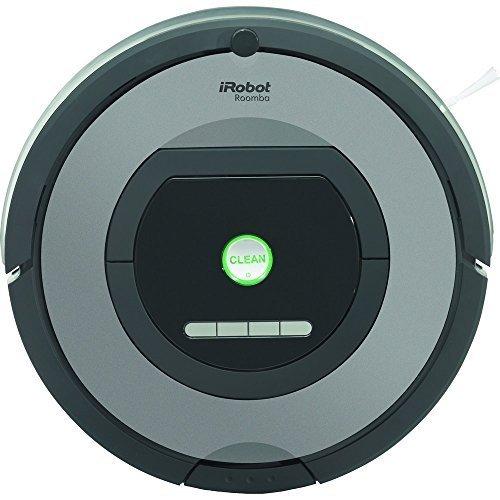 iRobot Roomba 772 Robot Aspirador, Alto Rendimiento de Limpi