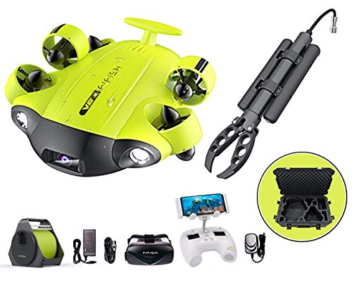 QYSEA FIFISH V6s Underwater Drone with...