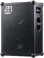 SOUNDBOKS 2 Altavoz portátil Bluetooth (volumen de 122db, carcasa resistente, duración media de la batería: 40h) - Black...