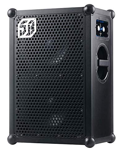 SOUNDBOKS 2 Altavoz portátil Bluetooth (volumen de 122db, carcasa resistente, duración media...