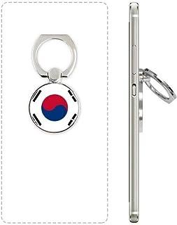 DIYthinker Zuid-Korea Nationale Vlag Azië Land Mobiele Telefoon Ring Stand Houder Beugel Universele Smartphones Ondersteun...