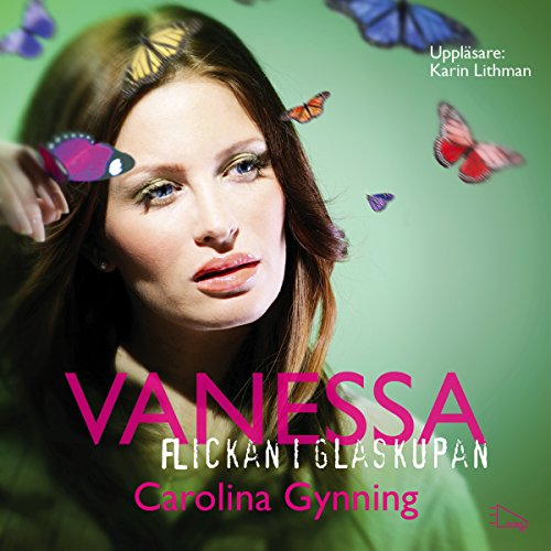 Vanessa - flickan i glaskupan audiobook cover art