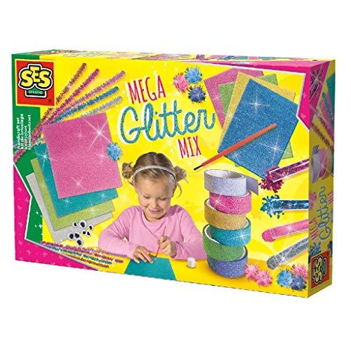 Mega glitter...