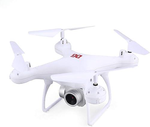 Ballylelly-RC-Drohne mit CameraXG183 2.4G RC-Selfie-Drohne FPV-Quadcopter mit 0.3MP-Kamera Echtzeit-H nlage LED-Wort für Wort programmierbare Requisiten