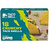 Taco Bell Crunchy Taco Shells (6.75 oz Boxes, Pack of 12)