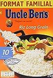 UNCLE BEN'S Riz Long Grain Cuisson Rapide 10 Min 2 kg