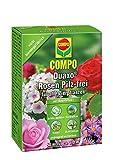 COMPO Duaxo Rosen Pilz-frei, Bekämpfung von Pilzkrankheiten an allen Zierpflanzen, Konzentrat inkl. Messbecher, 50 ml