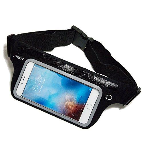 MOV Smart teléfono Corredores cinturón/cinturón de Deporte con Pantalla táctil