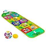 Chicco 00009150000000 Elektronische Hüpfmatte, Mehrfarbig