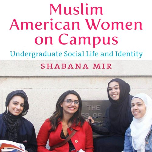 『Muslim American Women on Campus』のカバーアート