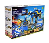 Robot Trains - 80171 - Station De Lavage De Kay 123 cm + train Kay incluse
