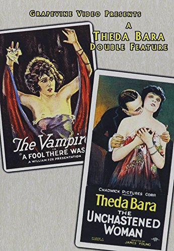 Fool There Was (1915) / Unchastened Woman (1925) [Edizione: Stati Uniti] [Italia] [DVD]
