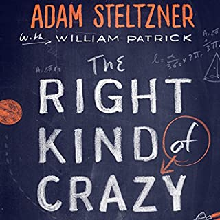 The Right Kind of Crazy audiobook cover art