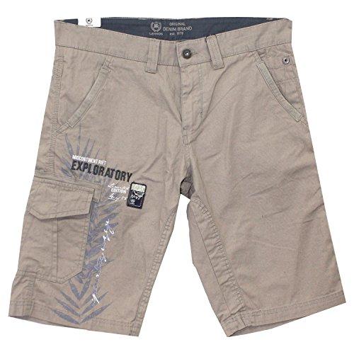 LERROS Herren 2539213 Shorts, Grau (Summer Beige 217), 48 (Herstellergröße: 32)