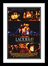 ArtDirect Ladder 49 20x26 Framed and Double Matted Movie Poster - Style C - 2004
