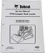 bobcat t770 service