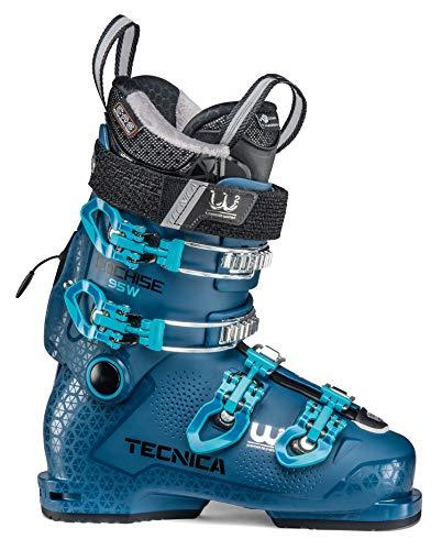 Moon Boot Tecnica Cochise 95 Vrouwen Freeride Ski Laarzen blauw