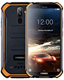 DOOGEE S40 Android 9,0 Télephone Portable Debloqué Incassable, 5,5 '' IP68 / IP69K Smartphone...