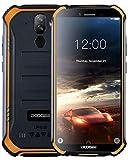 DOOGEE S40 Android 9,0 Télephone Portable Debloqué Incassable, 5,5 '' IP68 / IP69K Smartphone Etanche 4G Double SIM, 4650mAh,...