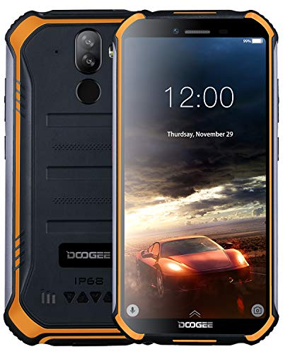DOOGEE S40 Android 9.0 Movil Todoterreno